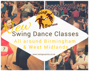 Swing Express Dance Classes  in Birmingham and the West Midlands