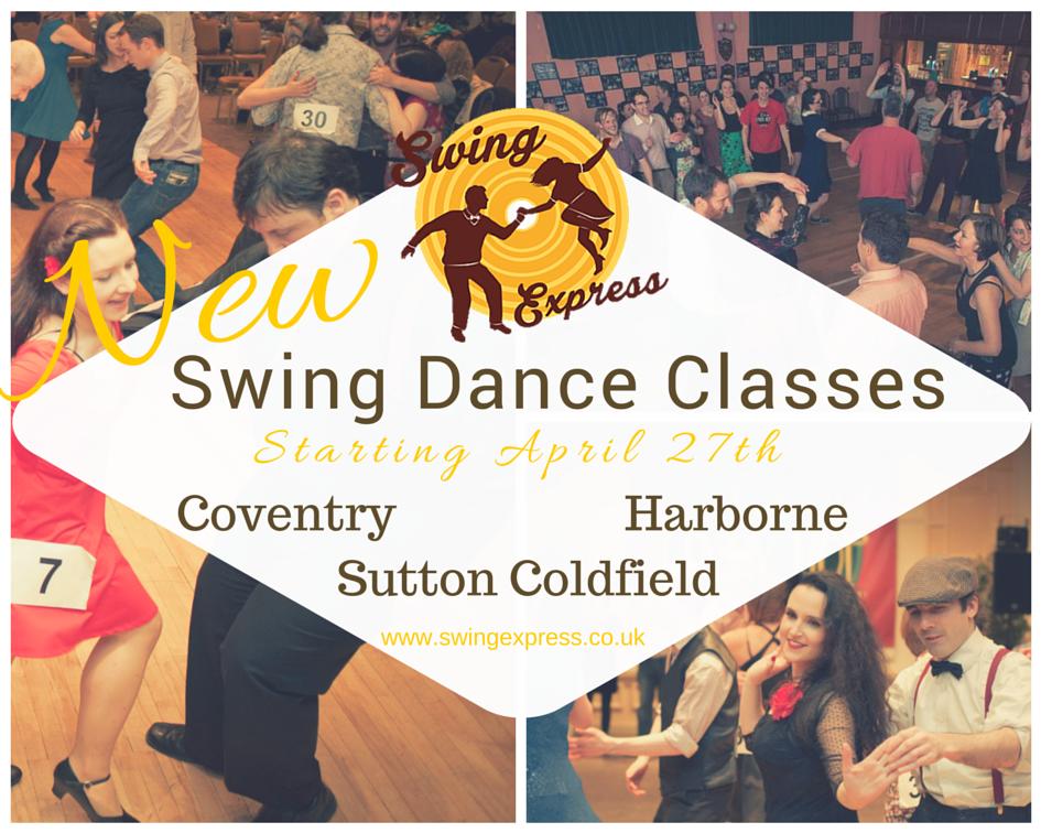 Swing Express Class Schedule
