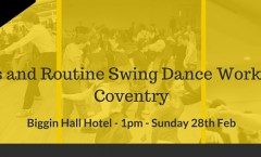 Coventry Swing Dance Workshops