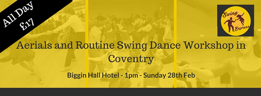 Coventry Swing Dance Workshops