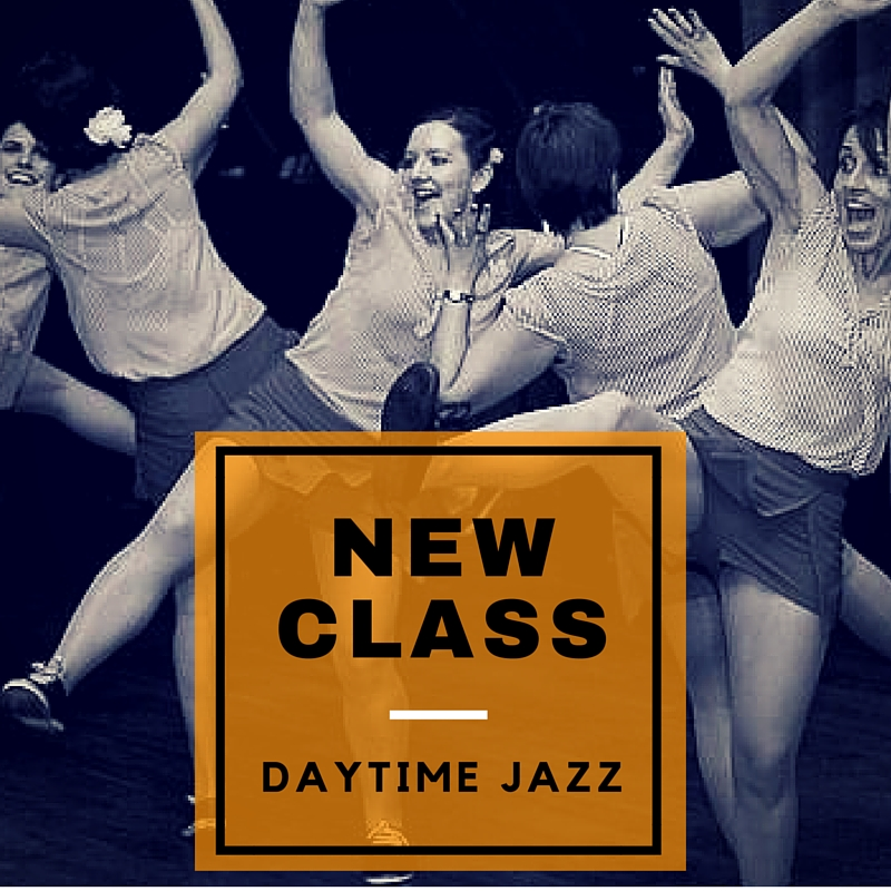 Daytime Jazz Classes